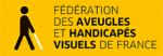 Logo de la FAF, fédération des Aveugles de France