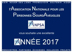 Carte de vœux ANPSA 2017